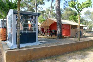 Louer une tente Safari