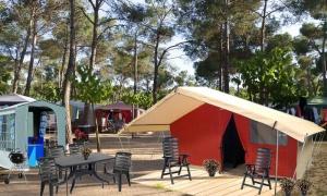 Prix tente safari