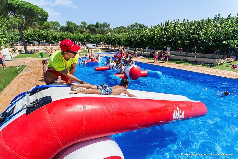 Camping Costa Brava avec piscine